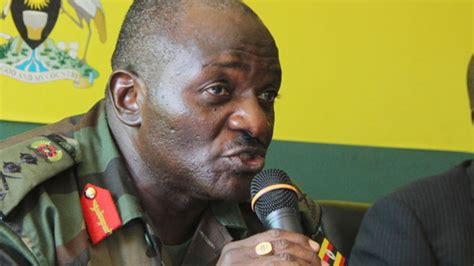 General edward katumba wamala's condition is stable. Who is who? List of UPDF top brass and what they do - Daily Monitor