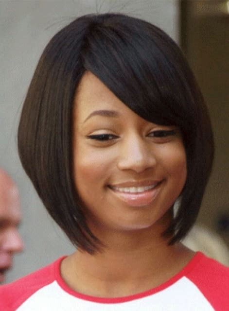 black hair styles bobs american hairstyles featuring photos