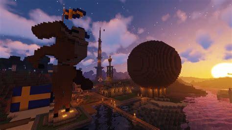 pewdiepies minecraft house   cinematic youtube