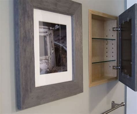 A Hidden Cabinet That Looks Great   Home Tips for Women
