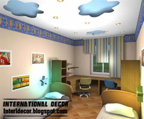 Kids Apartment Interior Design