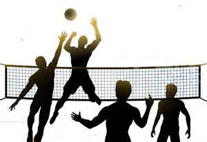 Transparent Volleyball Player Clip Art