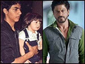 Abram Is Aryan Khan's Son! When This BIZARRE News Left ...