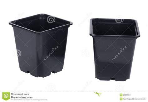 pots en plastique pour plantes pots en plastique image stock image du petit seedlings 29833859