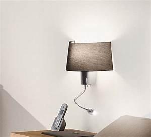 Lampe Chevet Murale : lampe table de nuit design lampe chevet ikea ~ Premium-room.com Idées de Décoration