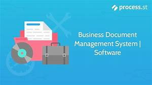 Document Management Process