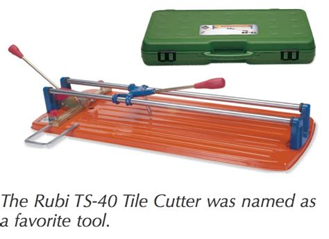 rubi tile saw canada features page 10 tileletter