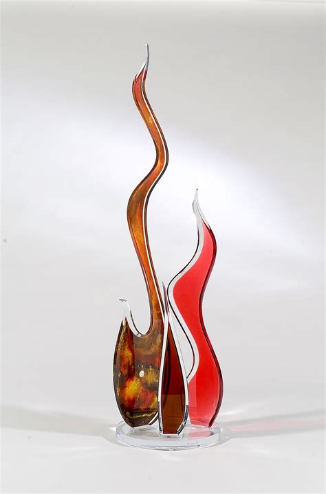 Electrified Sculpture - Shahrooz Art