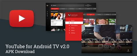 update arm apk youtube  android tv  brings