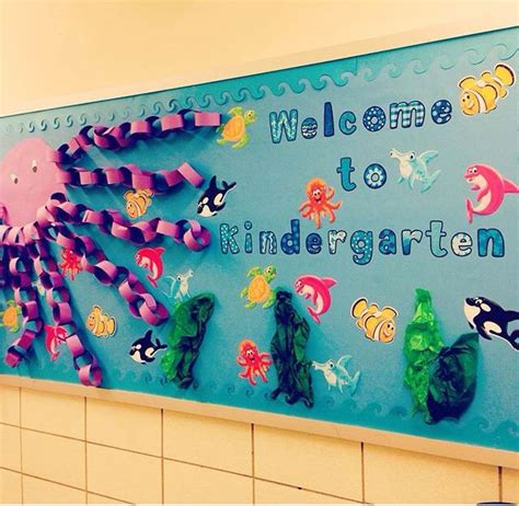 my attempt at a the sea kindergarten welcome 650 | d096549be38321eb592323dec32d2d59