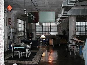 Déco Style Industriel : loft aux usa ~ Teatrodelosmanantiales.com Idées de Décoration