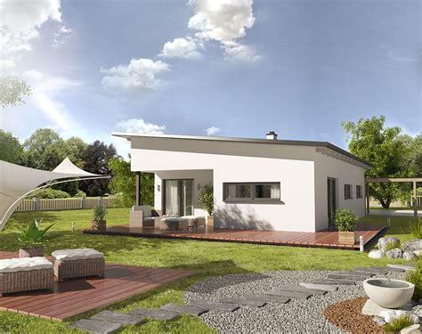 Bungalow Modern Pultdach Mit Garage by Gundriss Bungalow Haus Mit Garage Pultdach Architektur