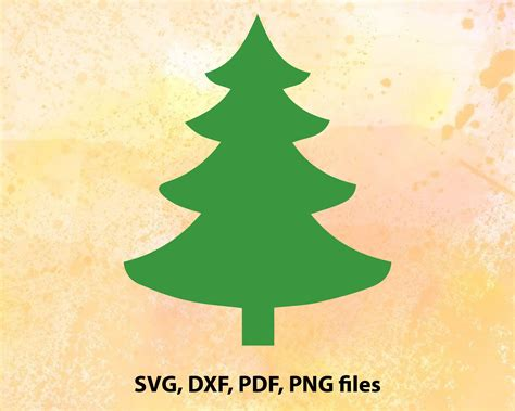 <header> </header> <main> <svg width=800 height=500. Christmas Tree SVG File Christmas Tree Cut File Png