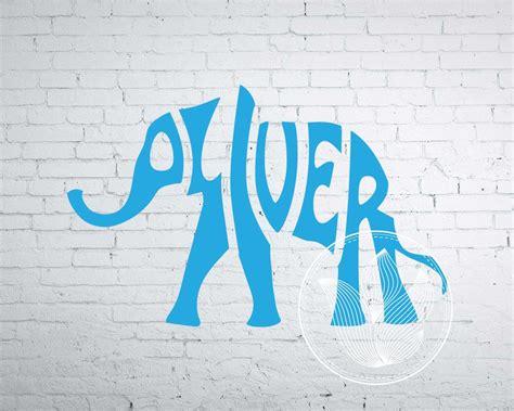 I love svg sorry, your browser does not support inline svg. Oliver Word Art in elephant shape, Oliver elephant jpg ...