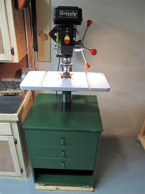 drill press cabinet  doncutlip  lumberjockscom
