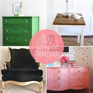 10 DIY Furniture Makeovers