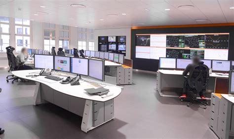 bureau ratp one supervision aménagement salles de contrôle