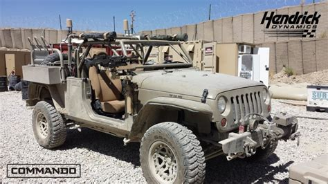 commando jeep hendrick wants to put jeep wranglers back on the