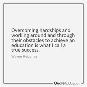 Overcoming Obstacles Quotes About Life