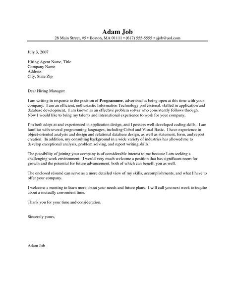 effective cover letter 28 effective cover letter sle effective resume 9775