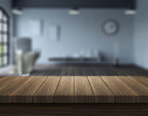 blur living room photo