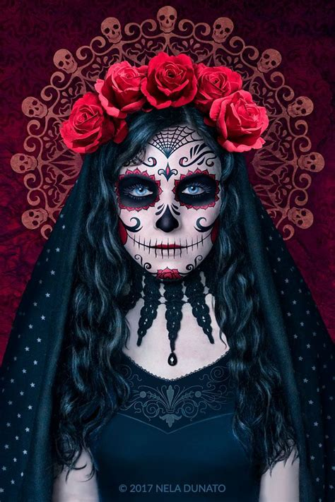 Santa Muerte Images 1291 Best Original Digital Images On