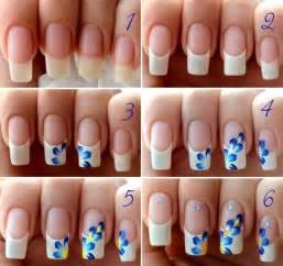 Spring nail art tutorials for women pretty designs