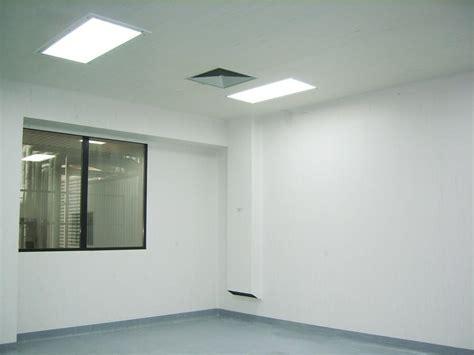 Skimmed Ceiling by Kimpton Flooring Clean Room Cladding Cleanroom Flooring