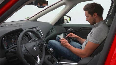 Opel Zafira Interior by New 2016 Opel Zafira Interior