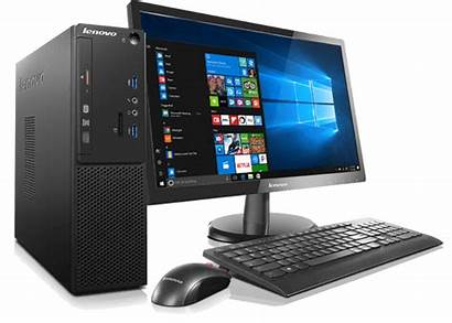 Desktop Computer Lenovo Pcs Windows Pro S510