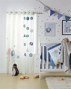 Rideau Occultant Chambre Bébé : rideau chambre bebe garcon rideau chambre garcon good ~ Dailycaller-alerts.com Idées de Décoration