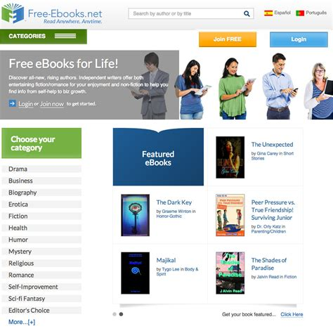 20 Best Websites To Download Free Ebooks Hongkiat