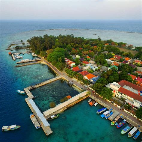 pulau pramuka wisata pulau seribu