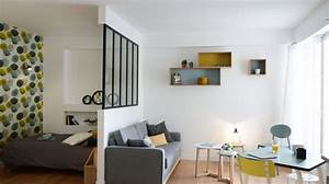 petit appartement plans conseils amenagement With comment meubler un petit studio 6 petit appartement plans conseils amenagement