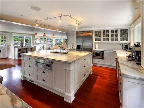 Nice, Home And Ovens On Pinterest Porcelain Tiles In Kitchen Black Tile Countertops Raised Island Hardwood Or Design Long Stainless Steel Appliance Package Deals Cooks Brand Appliances Recommended