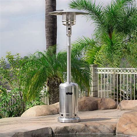 patio heater reviews 6 best outdoor patio heaters reviews heating guide 2018