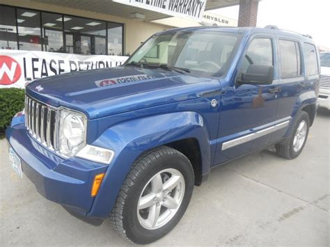 manual cars for sale 2009 jeep liberty parental controls one owner 2009 jeep liberty limited for sale at woody s automotive group in north missouri prlog
