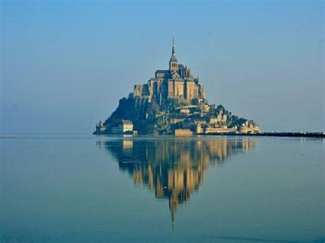 photo du mont michel le mont michel tourism holidays weekends