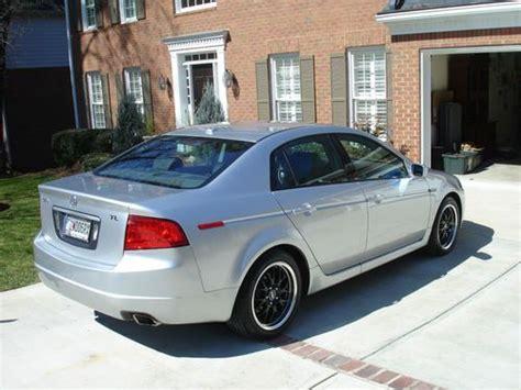 find used 2006 acura tl 4 door 3 2l new premium wheels