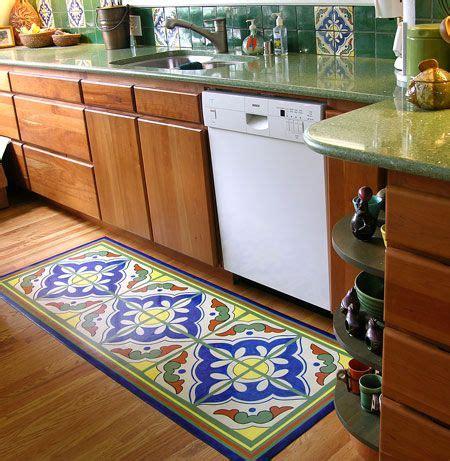 vinyl kitchen floor mats 17 best images about painted canvas floor cloths on 6898