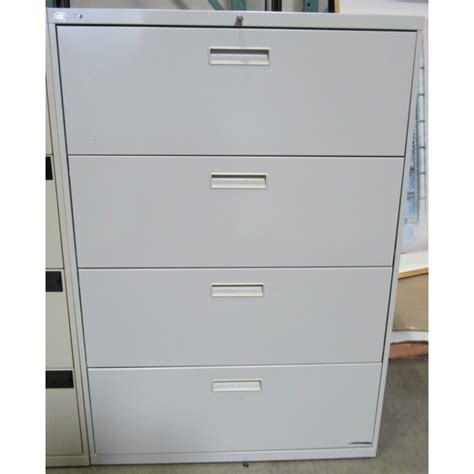 hon 4 drawer lateral file cabinet used hon 4 drawer lateral file used storage used
