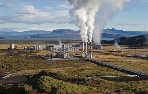 Геотермальные электростанции Нетрадиционные источники и методы преобразования энергии