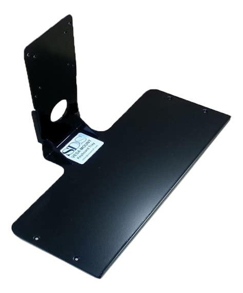 Vesa Desk Mount Articulating Arm by Imount 2 0 Aluminum Keyboard Tray Vesa Keyboard Trays By Sds