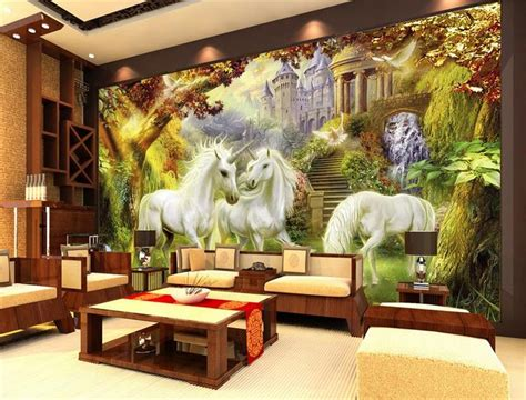 3d Hd Wallpapers Bedroom by 3d Wallpaper Custom Photo Hd Mural European Forest White