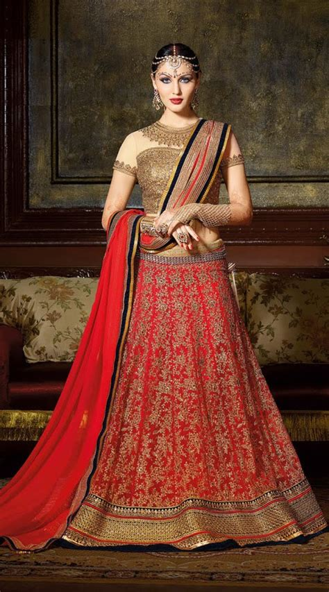 Bridal Lehenga Draping - 8 amazing bridal duppatta draping styles indian fashion