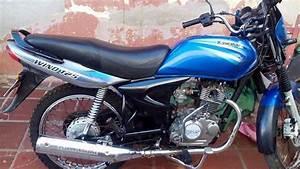 Moto Kawasaki Wind 125 De Metalcar - Tania Aguilera