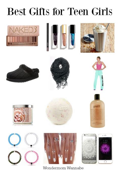 best gifts for teen girls gifts for her pinterest