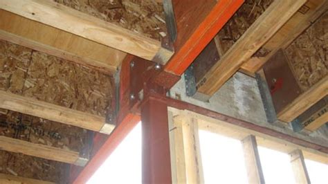 structure steel  tji connection home building