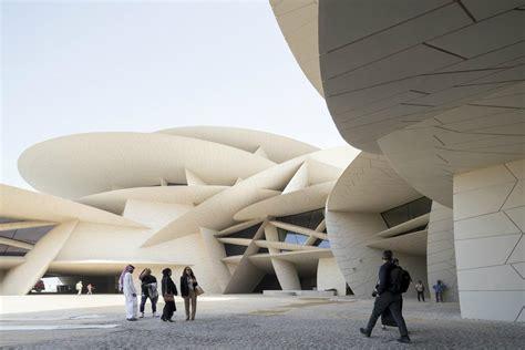 national museum  qatar opens   public archocom