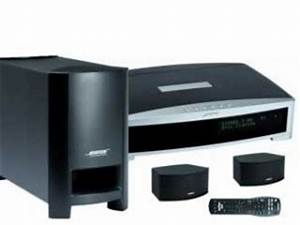 Bose Hifi Anlage : achat home cinema lecteur dvd 2 1 bose ps 3 2 1 serie ii ~ Lizthompson.info Haus und Dekorationen